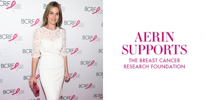 AERIN Supports the Breast Cancer Research Foundation