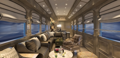 Peru by Luxury Train