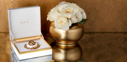 Rose De Grasse Solid Fragrance Charm Bracelet & Necklace