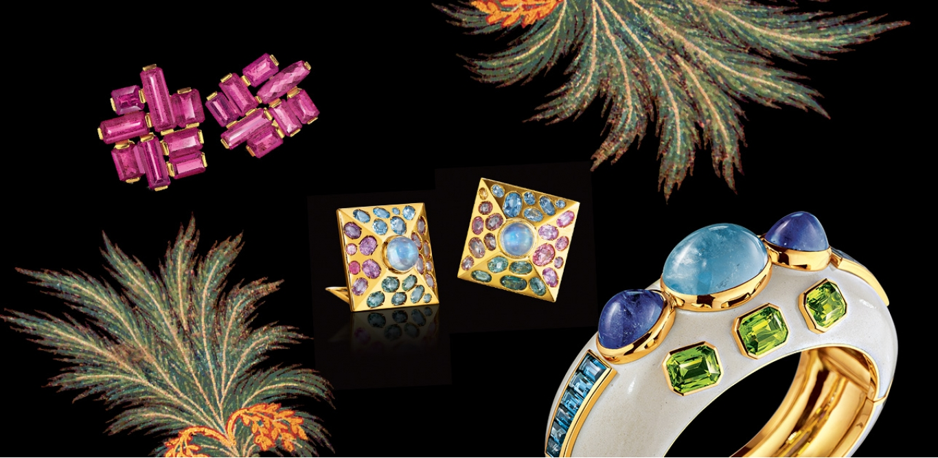 Verdura's Byzantine Collection