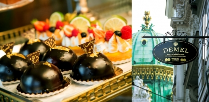 Demel, Vienna's Legendary Confectioner