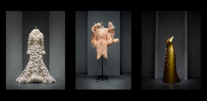 Manus x Machina: Fashion in an Age of Technology